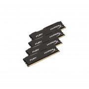 Memoria RAM 32GB DDR4 Kingston Hyperx HX424C15FBK4/32 2400Mhz