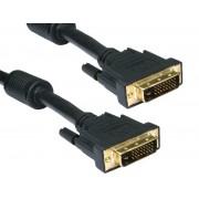 Cablu video; DVI-D T la DVI-D T; 1.8m