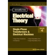 Electrical Theory Single Phase Transformers & Electrical Machines Interactive Institutional DVD (14-17) by Delmar