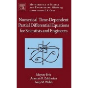 Numerical Time-dependent Partial Differential Equations for Scientists and Engineers by Moysey Brio