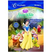 Alba-Ca-Zapada. Snow White - Disney English Nivelul 3