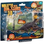 Walking with Dinosaurs - The 3D Movie - 6 Dinosaur Figure Troodon