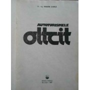 Autoturismele Oltcit - Traian Canta
