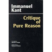 Critique of Pure Reason: Unified Edition (with All Variants from the 1781 and 1787 Editions) by Immanuel Kant