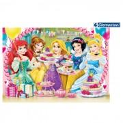 Clementoni puzzle princess cup cake 104 pezzi