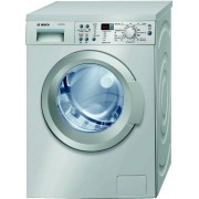 Bosch Serie 6 WAQ2836SGB Washing Machine - Stainless Steel