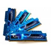 G.Skill 32 GB DDR3-RAM - 1866MHz - (F3-1866C9Q-32GXM) G.Skill RipjawsX Series CL9