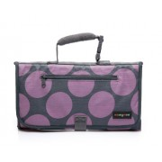 Momymoo - Borsa fasciatoio opaca On the go, a pois