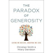 The Paradox of Generosity by Christian Smith