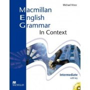 Macmillan English Grammar In Context - Intermediate with Software by S. Clarke