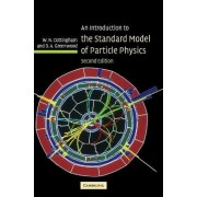 An Introduction to the Standard Model of Particle Physics by W. N. Cottingham