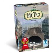 Queen Games 6015 Metro - Juego de mesa de táctica (idioma Alemán)