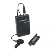 Samson Stage XPD1 Presentation 2.4 GHz Lavalier USB Mic Digital Wireless System