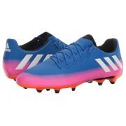 adidas Messi 163 FG BlueFootwear WhiteSolar Orange