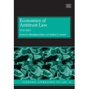 Economics of Antitrust Law by Benjamin Klein