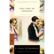 A Side of Paradise by F. Scott Fitzgerald