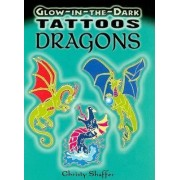 Glow-in-the-Dark Tattoos Dragons by Christy Shaffer
