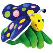 Beleduc - 40280 - Marioneta de Manos - Butterfly