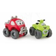 Smoby maşină şi vehicul cu patru roţi Vroom Planet 120204