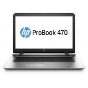 HP ProBook 470 i7-6500U 17.3 8GB/1T PC Core i7-6500U, 17.3 FHD AG LED UWVA, DSC, 8GB DDR3 RAM, 1.0TB HDD, DVD+/-RW, BT, 4C Battery, FPR, Win 10 PRO 64 DG Win 7 64, 1yr Warranty