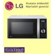 LG MH6882BS grilles mikrohullámú sütő