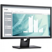 "Monitor LED DELL E-series E2417H 24"", 1920x1080, 16:9, IPS, 1000:1, 178/178, 5ms, 250 cd/m2, VESA, 8ms, VGA, DisplayPort, Black"