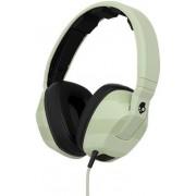 Casti Stereo SkullCandy Crusher, Jack 3.5mm, Microfon (Verde/Negru)