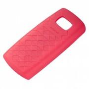 Husa silicon Nokia CC-1021 rosie pentru telefon Nokia X1-01
