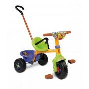 Smoby tricicletă de copii Winnie The Pooh 444143 mov-verde