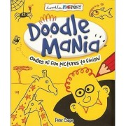 Doodle Mania by Peter Coupe
