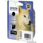 EPSON Photo Black Inkjet Cartridge for Stylus Photo R2880 (C13T09614010)
