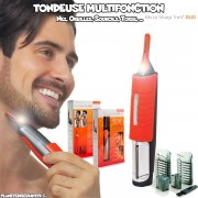 Tondeuse Micro Sharp Duo Touch - Multifonction