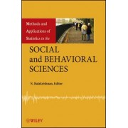 Methods and Applications of Statistics in the Social and Behavioral Sciences by N. Balakrishnan