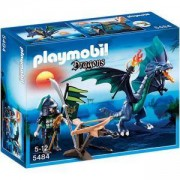 Комплект Плеймобил 5484 - Дракон с катапулт - Playmobil, 290970