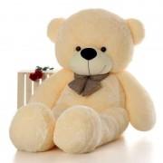 Super Giant 7 Feet Peach Bow Teddy Bear Soft Toy
