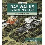 Day Walks in New Zealand by Shaun Barnett
