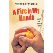 A Fire in My Hands by Gary Soto