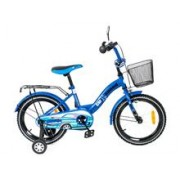 Bicicleta Copii Mykids Toma Car Speed Blue 12