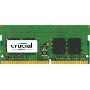 Crucial 16Go Single DDR4 2400 MT/s (PC4-19200) SODIMM 260-Pin - CT16G4SFD824A