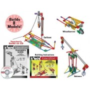 K'NEX Education - Intro To Simple Machines: Levers and Pulleys Toy, Kids, Play, Children