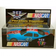 2005 - PEZ Toys - PEZ Candy Racing - Kasey Kahne #9 - NASCAR - Dodge Intrepid - Pull & Go Action - Limited Edition - Collectible