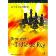 Bronstein Y La India Del Rey/ Bronstein on the King's Indian by David Bronstein