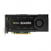 HP NVIDIA Quadro K4200 4GB Graphics