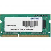 Memorie laptop Patriot Signature 4GB DDR3 1333 MHz CL9