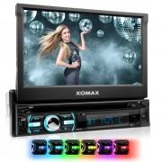 """XOMAX """"XOMAX XM-DTSB925 18cm/7"""""""" DVD-Moniceiver USB SD BLUETOOTH"""""""