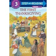 Step into Reading First Thanksgving by Linda Hayward