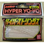 Hyper Hyper yo-yo strings set of 5