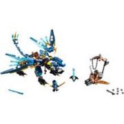 Legoâ® Ninjago Dragonul Lui Jay 70602