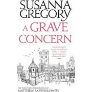 A Grave Concern by Susanna Gregory