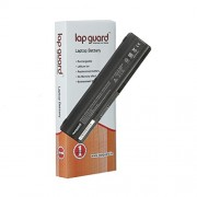 Lapguard 6 cell Replacement Laptop Battery For HP HSTNN-LB3N batteries Black